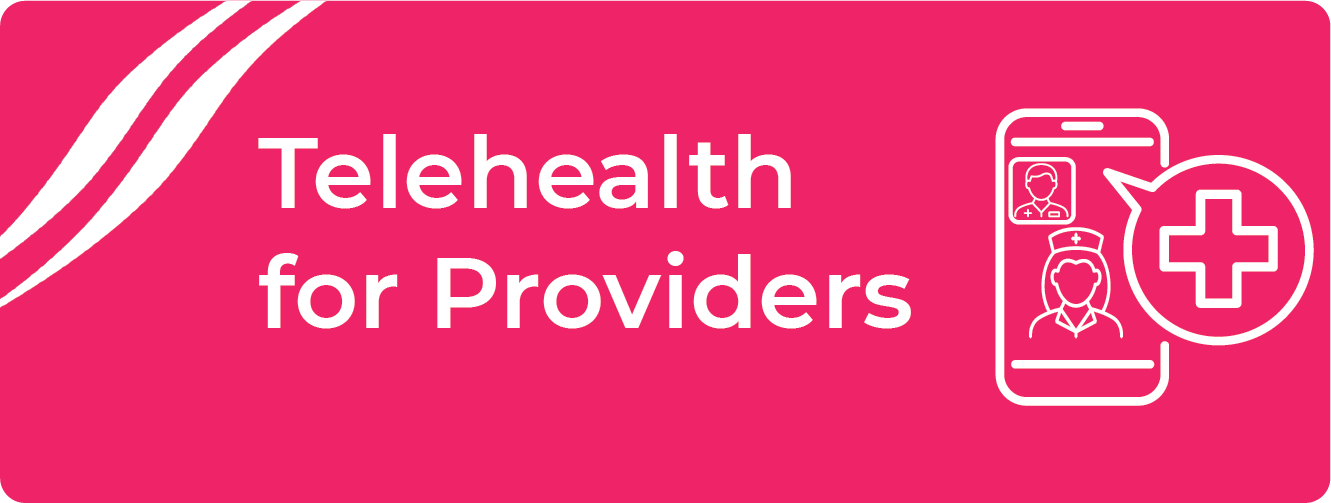 SNFConnect Telehealth for Providers Long Icon